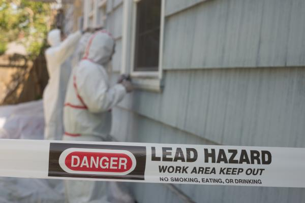 Lead Safety in Your Home